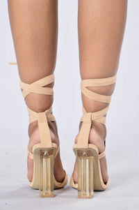 So Sleek Heel - Nude