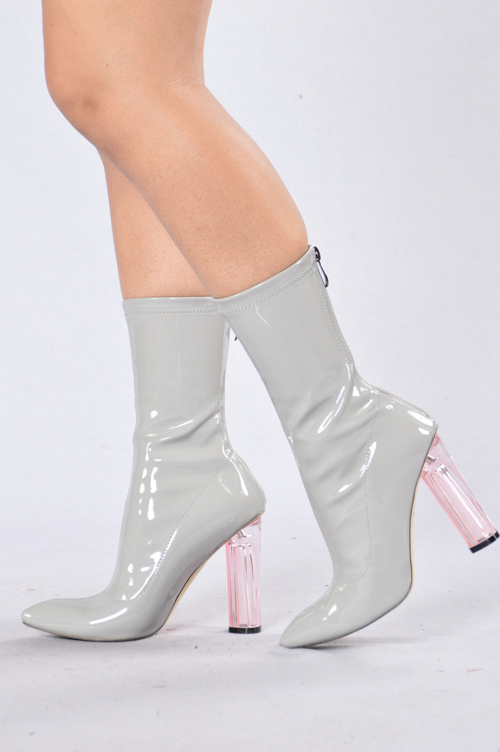 Hot Shot Boot - Grey