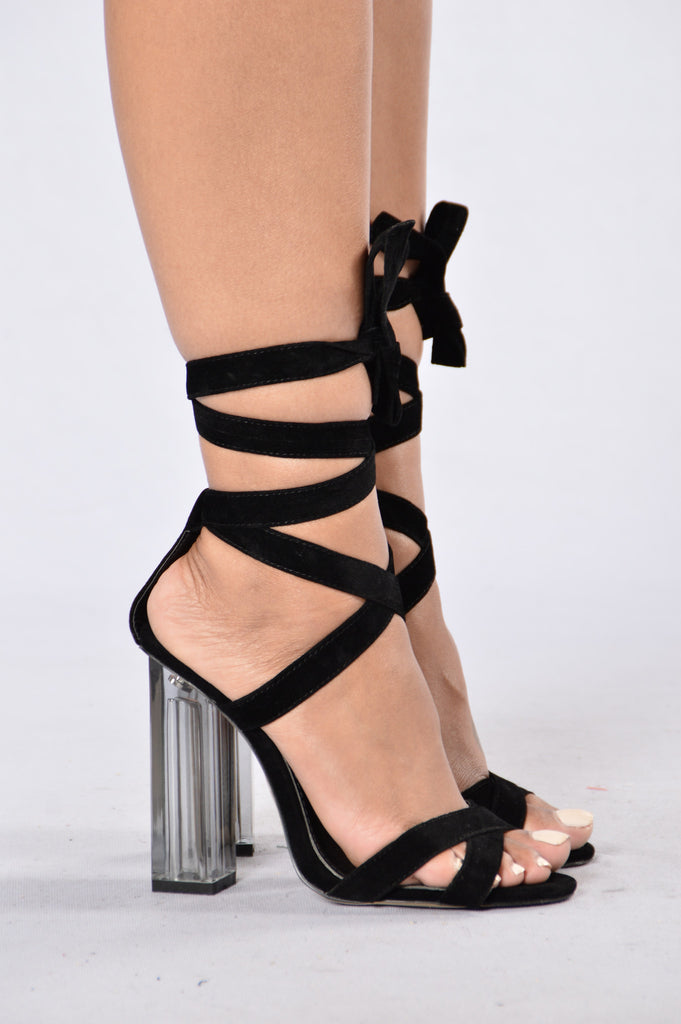 So Sleek Heel - Black