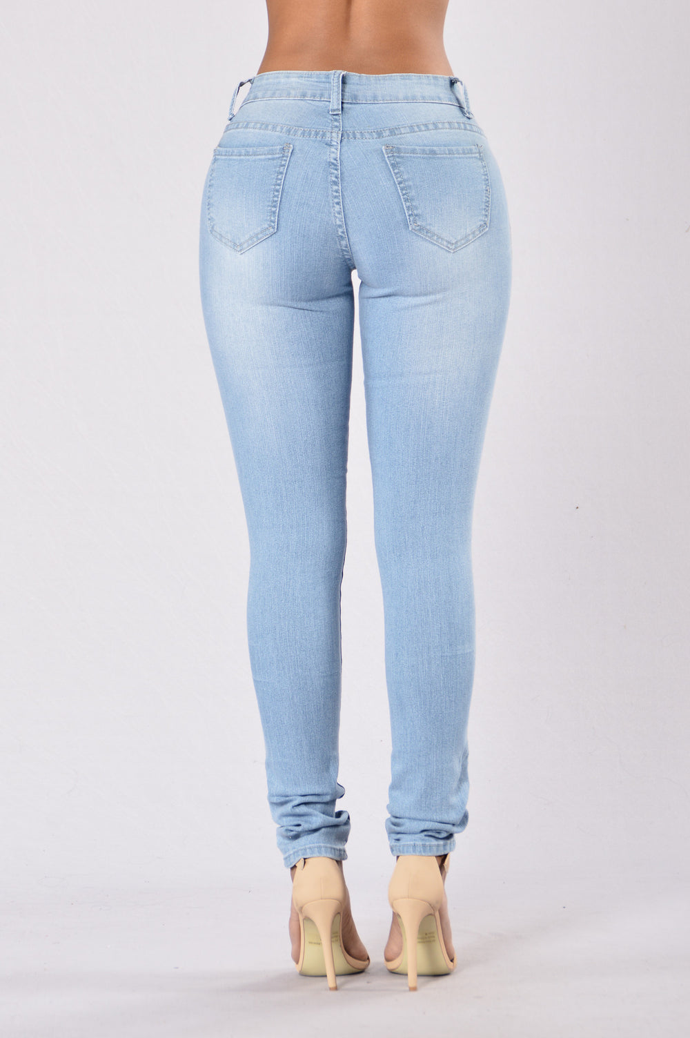 In The Whip Jeans - Light Blue