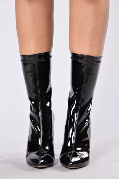 Hot Shot Boot - Black