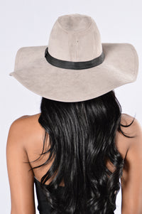 Incognito Hat - Grey