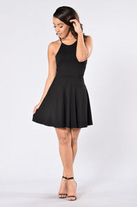 Jasiney Dress - Black
