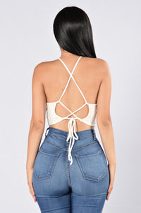 Starry Eyed Top - Ivory