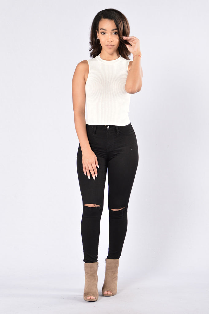 Magically Yours Top - Ivory