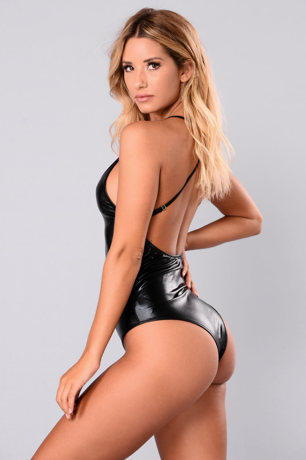 Catalina II Bodysuit - Black