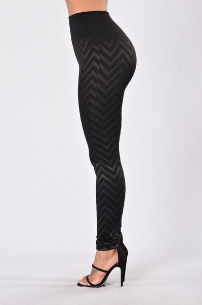 Ziggy Legging - Black