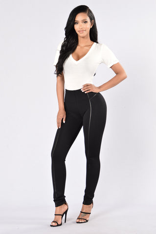 All The Time Leggings - Black