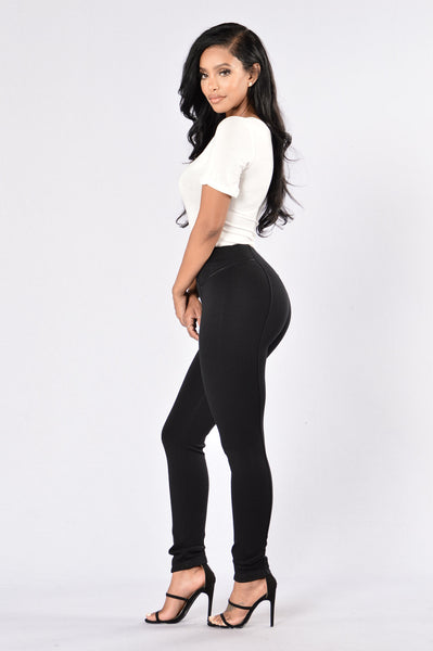 All The Time Legging - Black