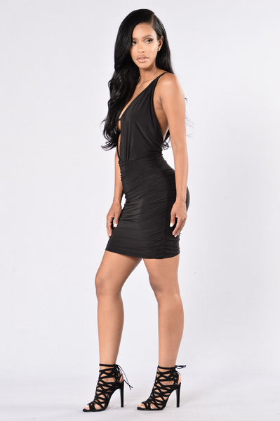 Views Dress - Black