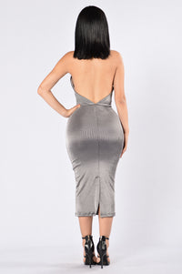 Moonman Winner Dress - Silver