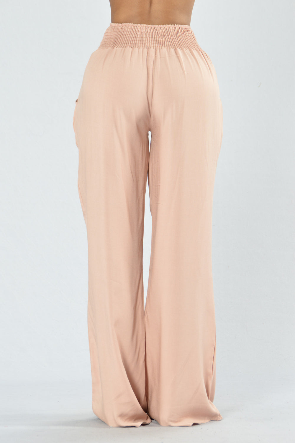 Holiday In The Sun Pants - Mauve
