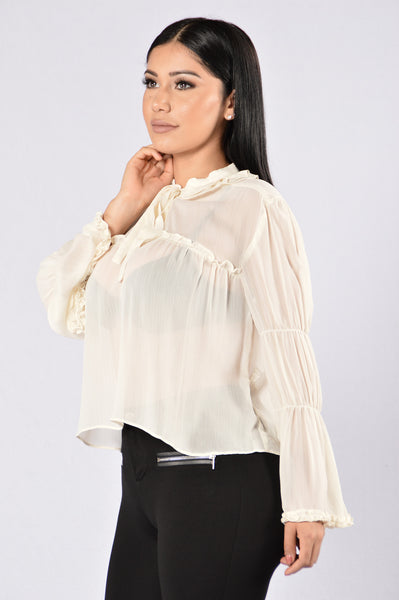 Oldies But Goodies Top - Cream