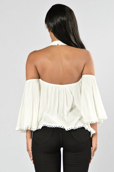 Soul Sister Top - Off White