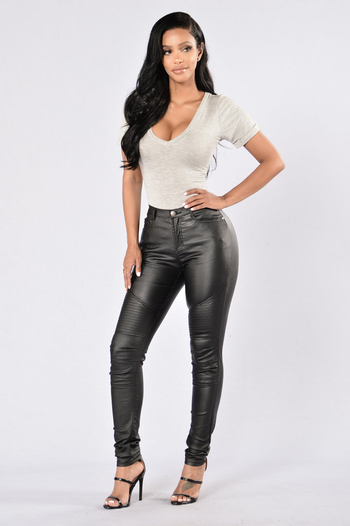 Pulp Fiction Pants - Black