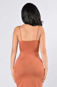 Dedication Dress - Spice