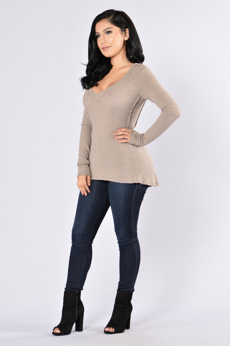 Stonewall Sweater - Mocha