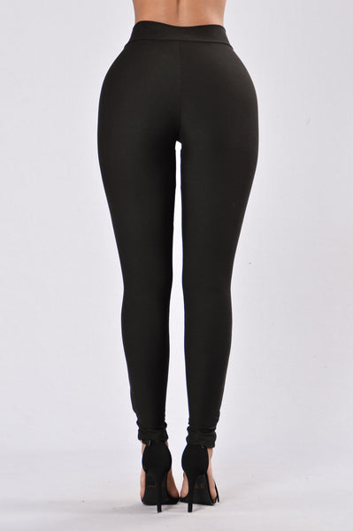 Ballet Touch Legging - Black