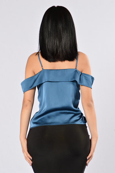 Orchestra Top - Teal