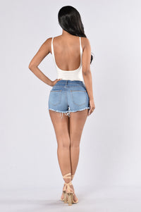 Keep It Short Shorts - Medium