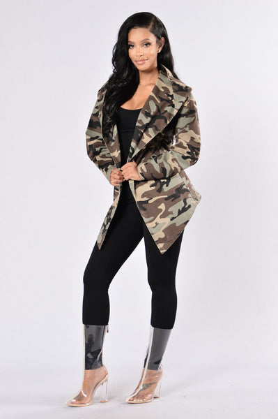 War Zone Jacket - Woodland