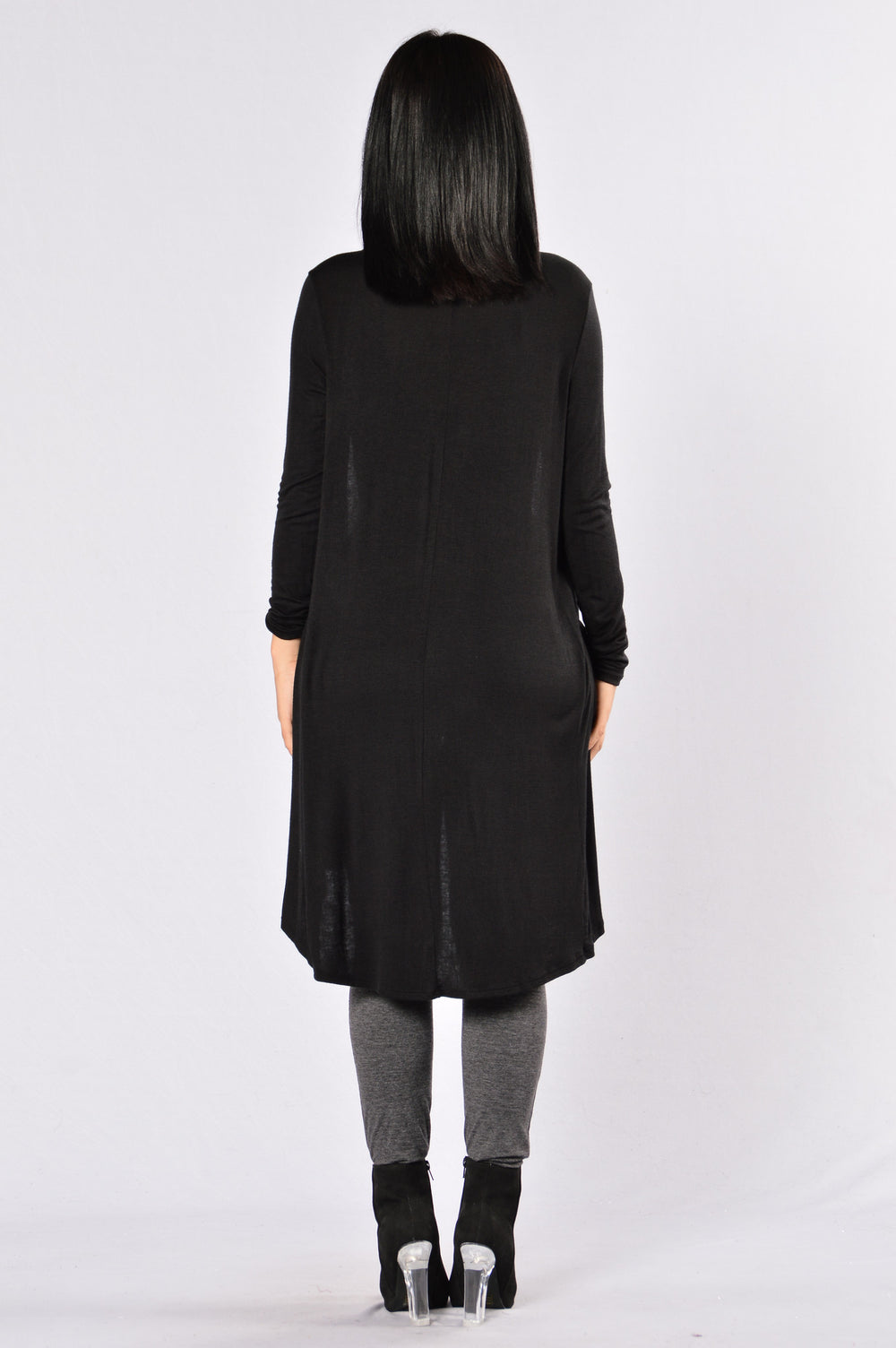 Love Me Madly Cardigan - Black