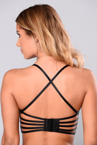 Your Extra Needs Bra - Black