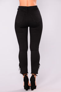 Keith Jeans - Black