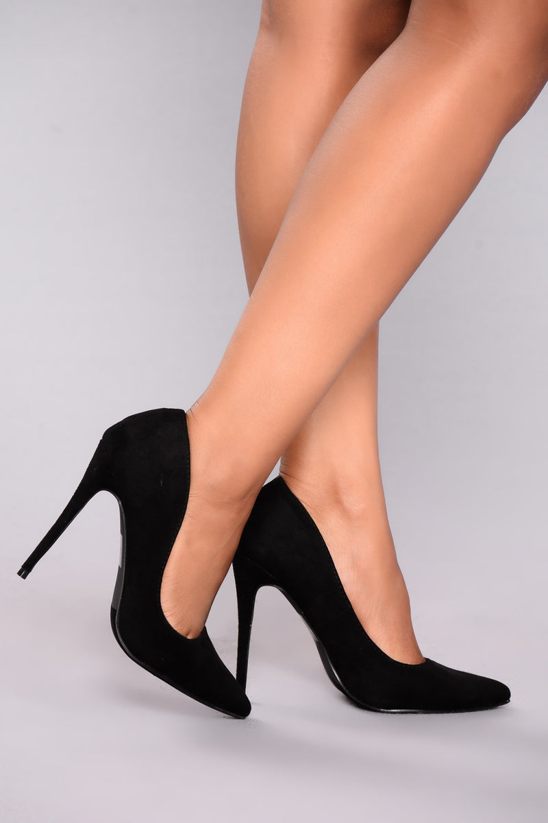 Cindy Heel - Black