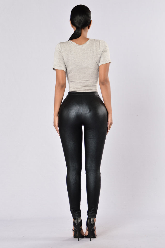 Cater To You Pants - Black