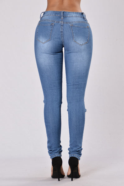 Same 'Ol Jeans - Medium Blue
