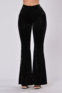 Dance the Night Away Pants - Black