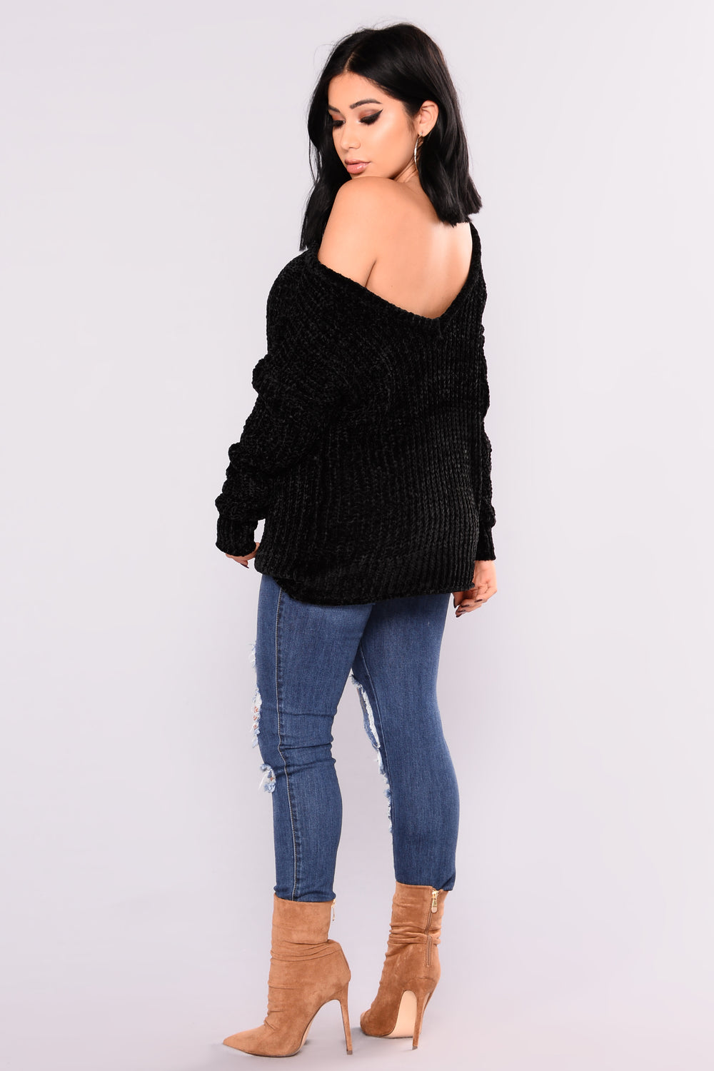 Rosalina Sweater - Black