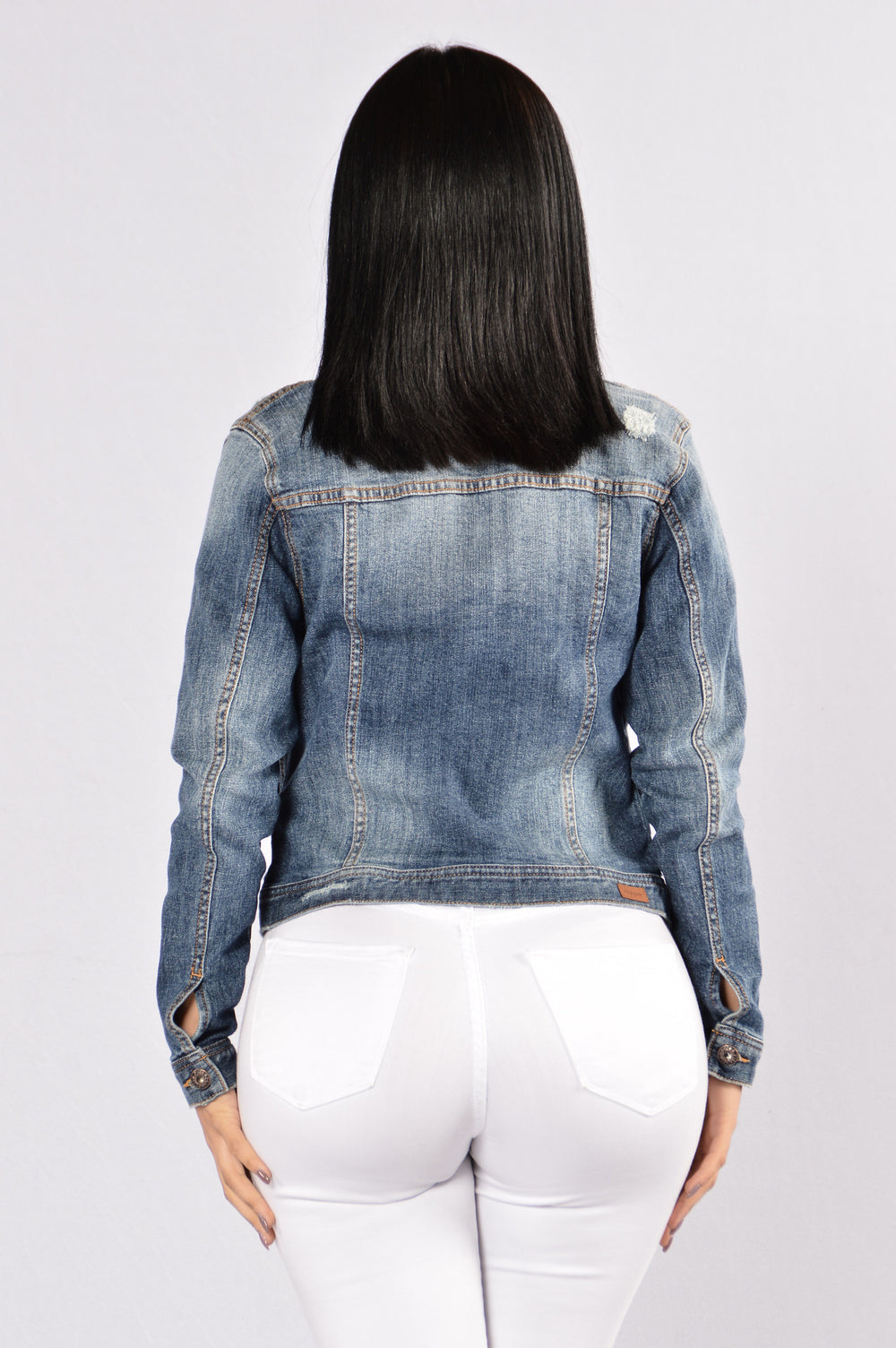 Timeless Jacket - Medium Wash