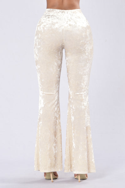 Meet Me On The Dance Floor Pants - Taupe
