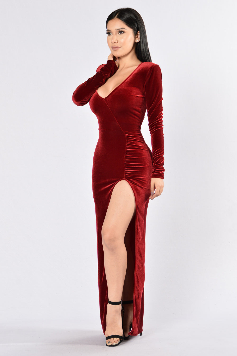 Love Sex Magic Velvet Dress