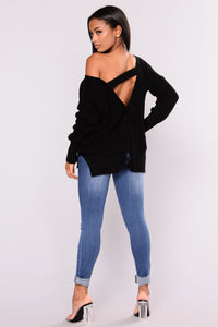 Angela Sweater - Black