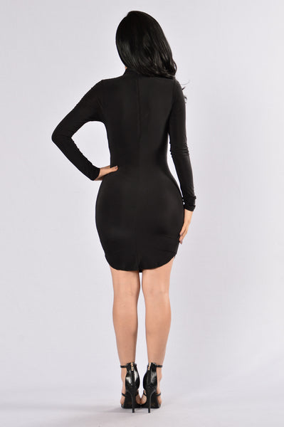 Layla Dress - Black