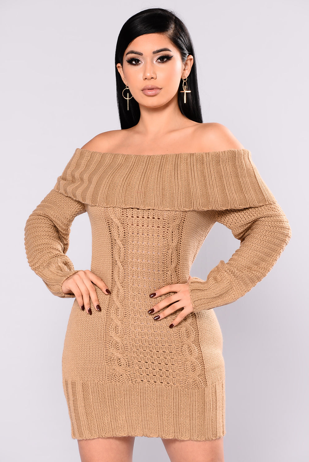 Jezebel Sweater - Toffee