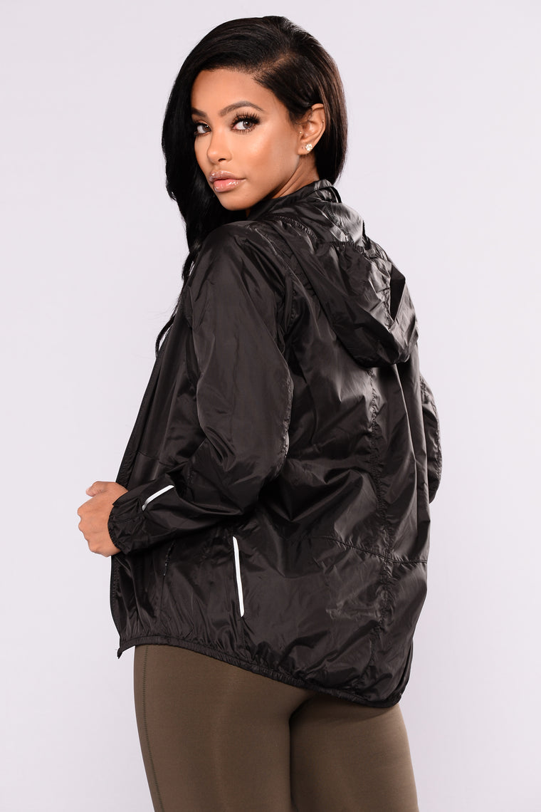 Graciela Active Jacket - Black