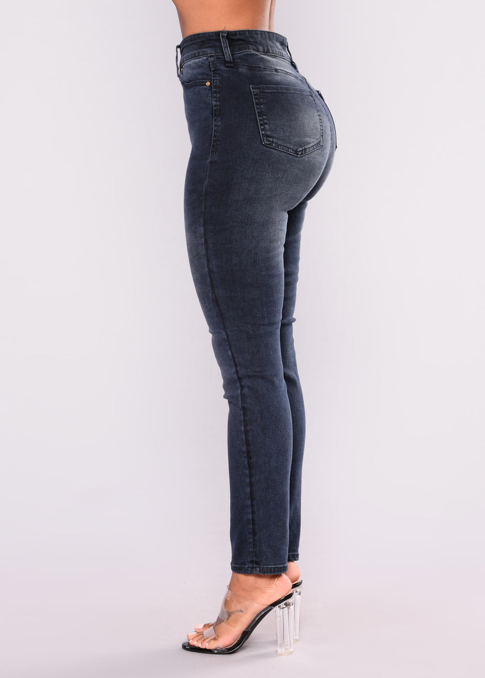 Be Without You Ankle Jeans