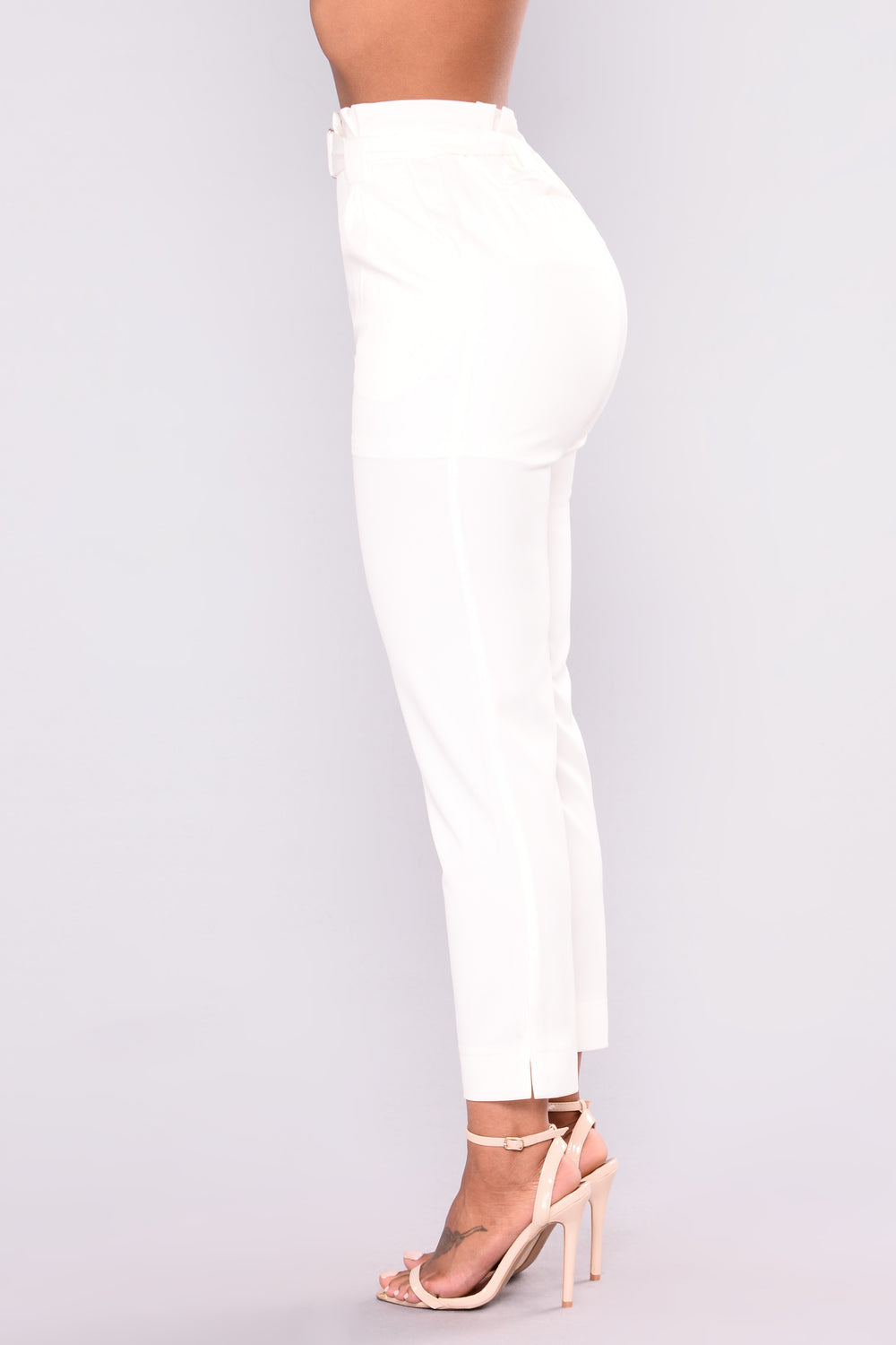 Mytrice Trouser Pants - White