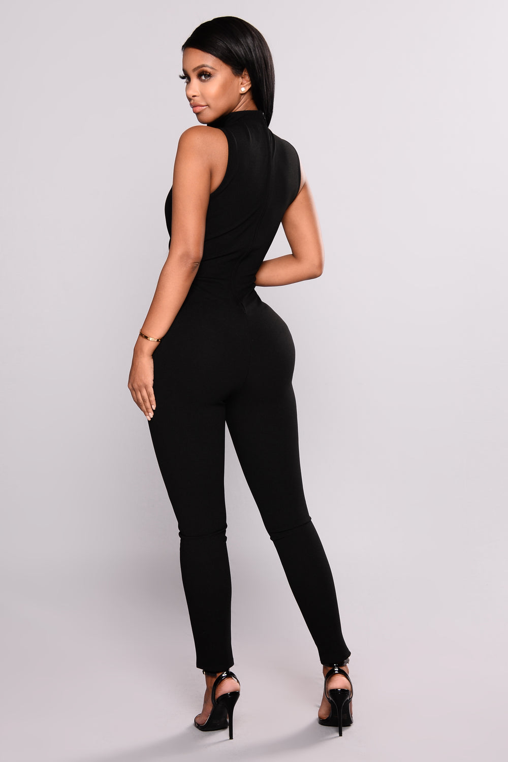 Kadienne Jumpsuit - Black