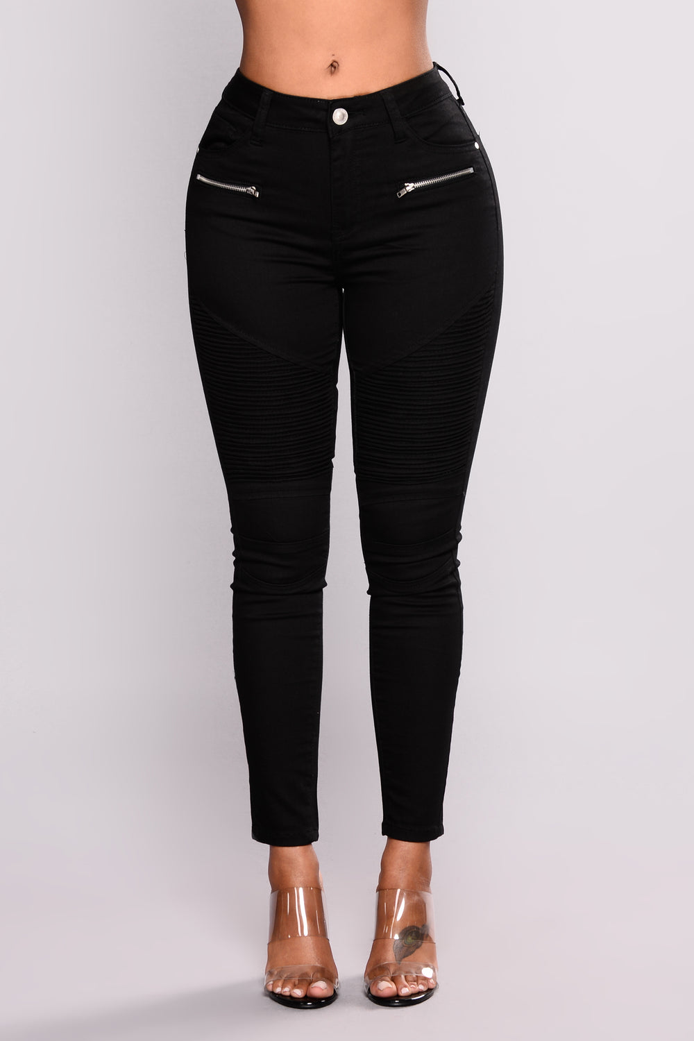 All My Life Ankle Jeans - Black