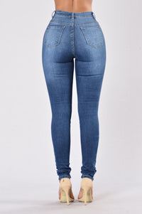 Now and Later High Waist Jean - Medium