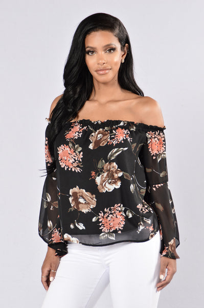 Karen Top - Black