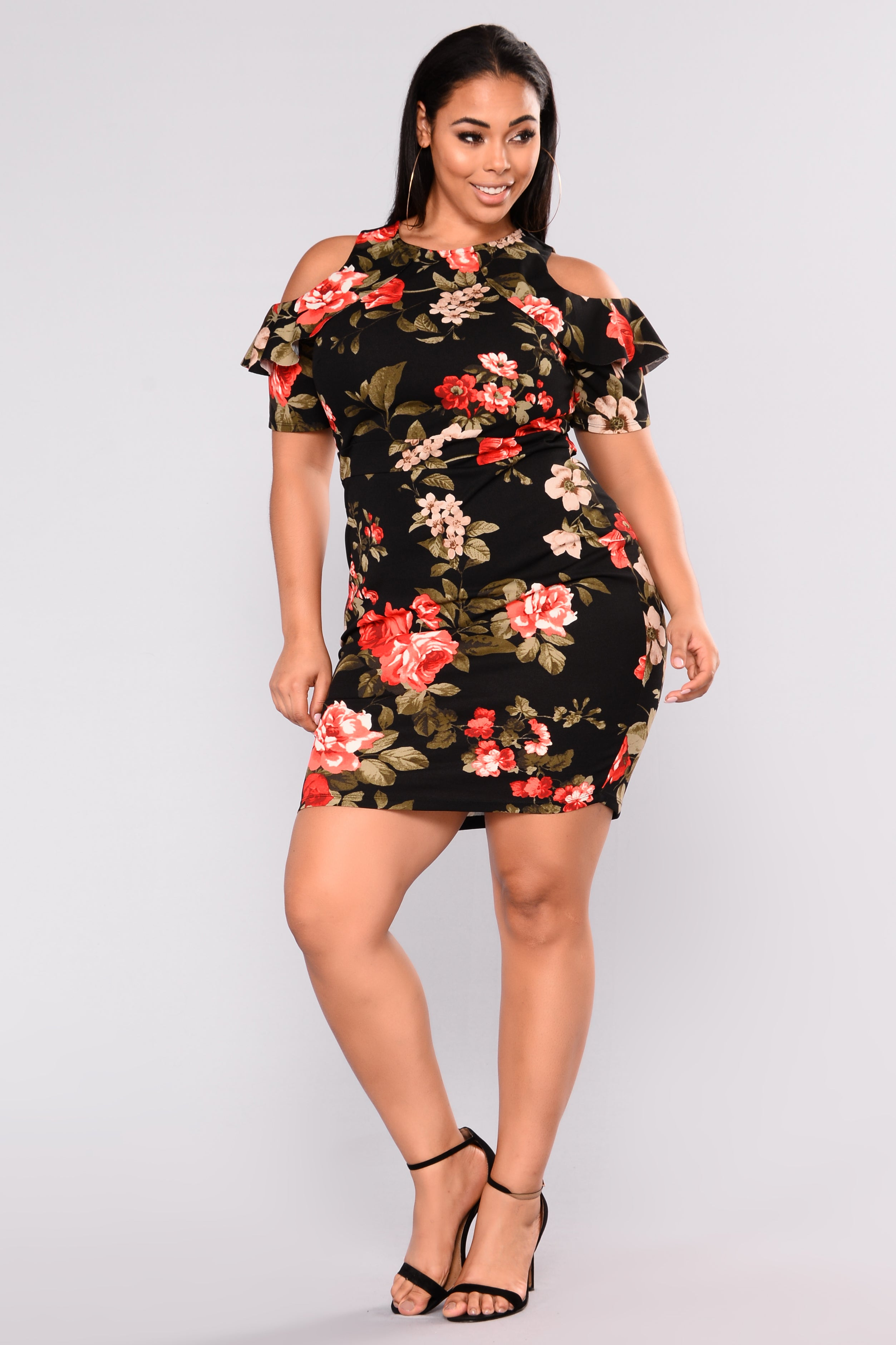 https   www.fashionnova.com products cared-for-you-dress-black-floral ... 273d9333be2