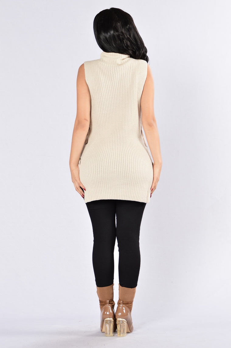 Joy Sweater - Cream