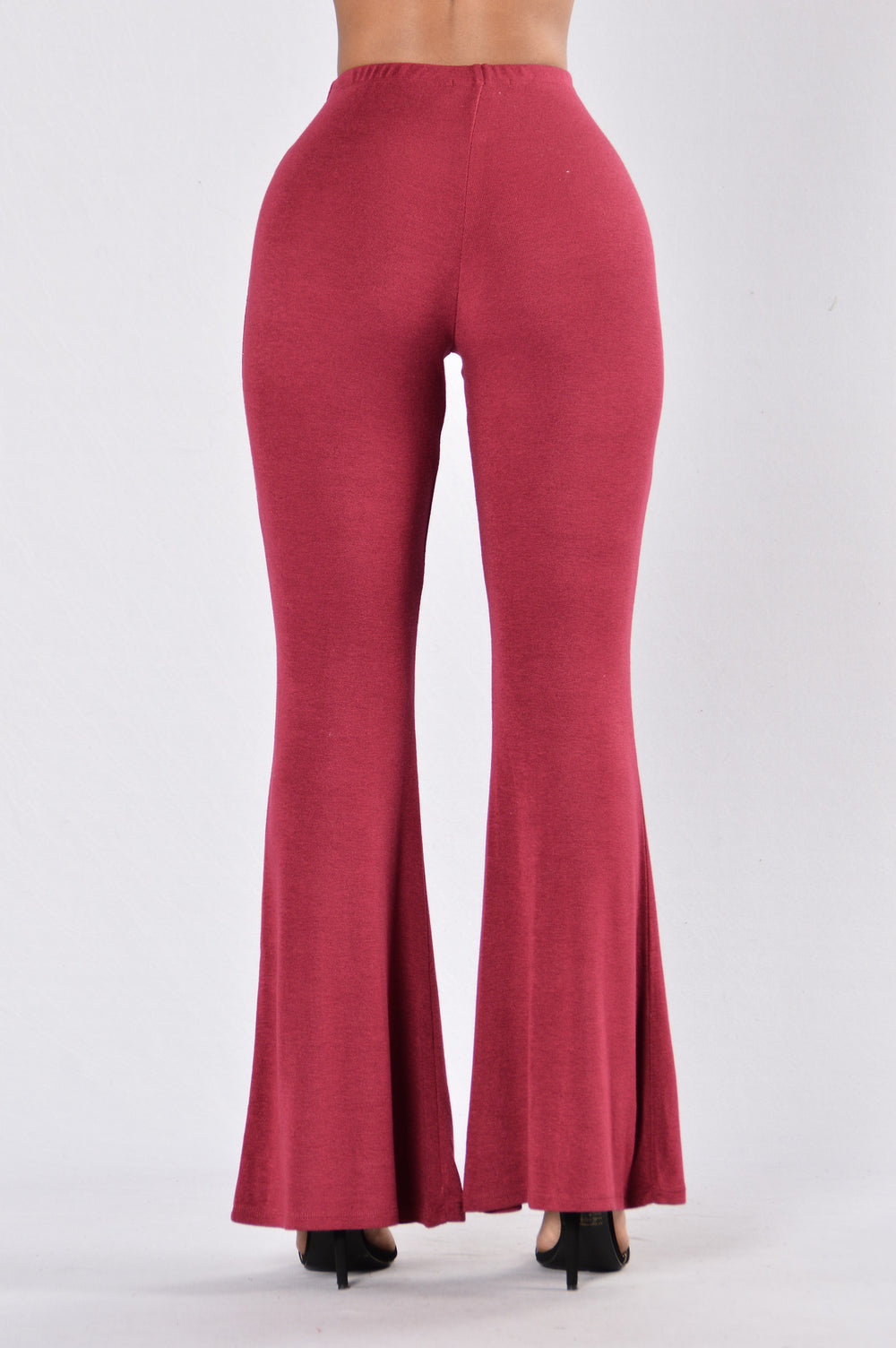 Permanent Vacation Pants - Burgundy
