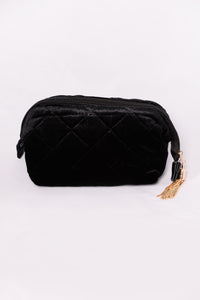 Lizzy Cosmetic Bag - Black